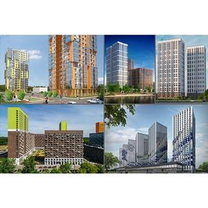 Названы лучшие жилые комплексы Москвы 2018 года постройки