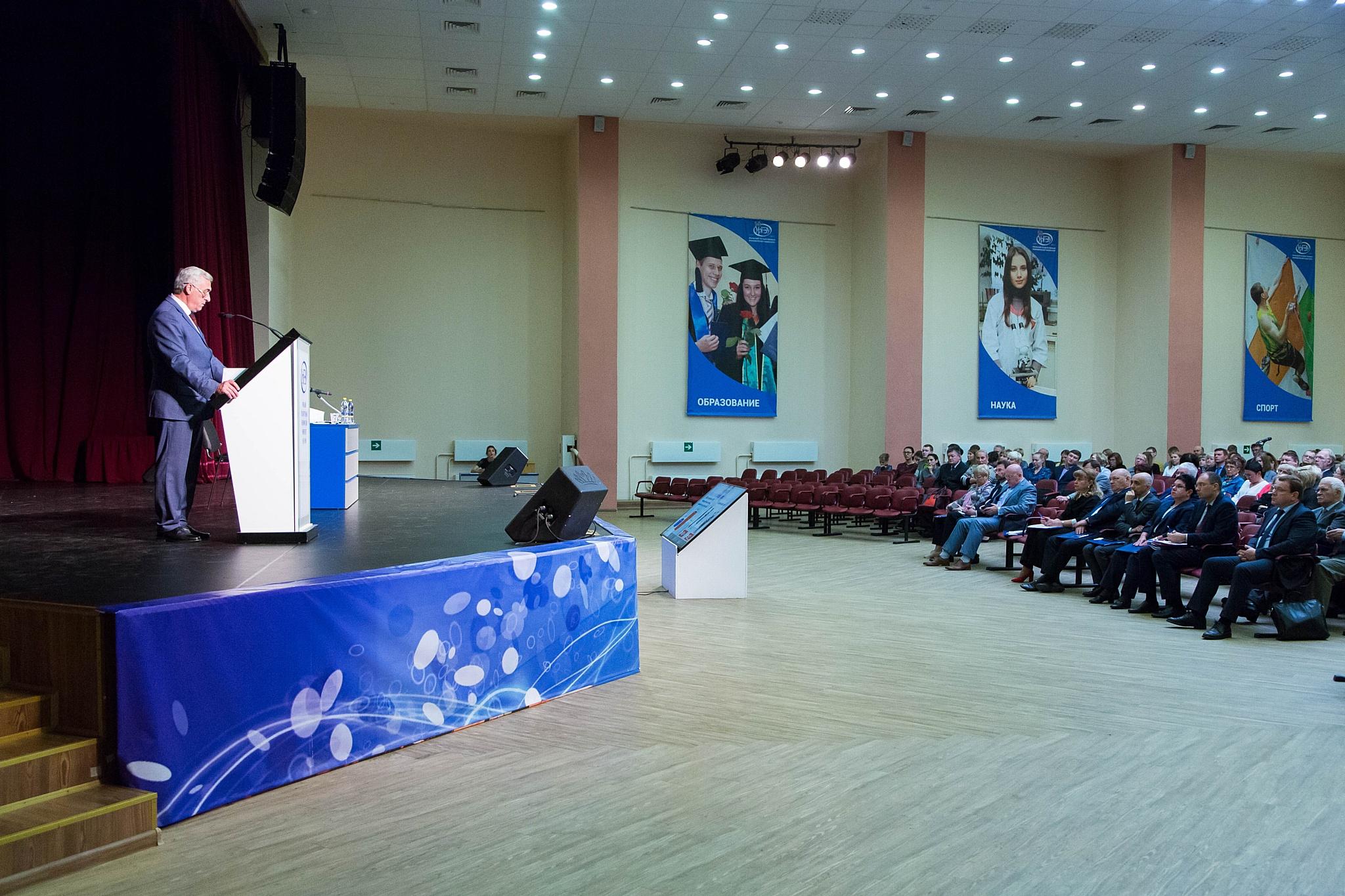 Ректор УРГЭУ Яков Силин: «Качество обучения — наша самая главная задача»
