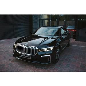 «Балтийский лизинг» стал главным партнером тест-драйва автомобилей BMW