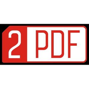 Состоялся официальный релиз приложения для командной строки – 2PDF 1.0