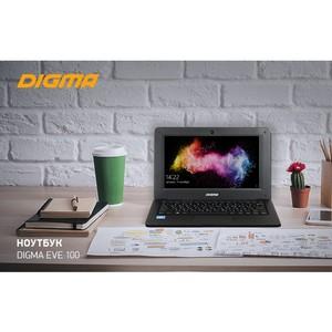 Ноутбук Digma EVE 101: портативность и функциональность