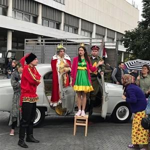 Корпоративный театр банка «Ренессанс Кредит» принял участие в фестивале «Человек мира»