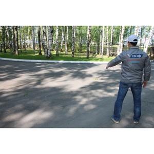 Благодаря вмешательству ОНФ в Коми отремонтированы дороги, ведущие к больницам Сыктывкара