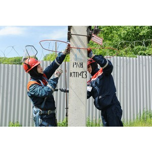В Тулэнерго проверили подготовку персонала к безопасному выполнению работ