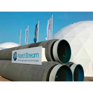 Строительство газопровода «Северный поток-2» подходит к завершению