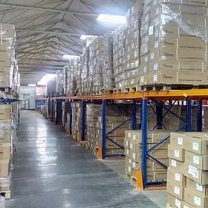 Система TopLog WMS внедрена в пик сезонных продаж на складе стройматериалов ООО «Элемент»