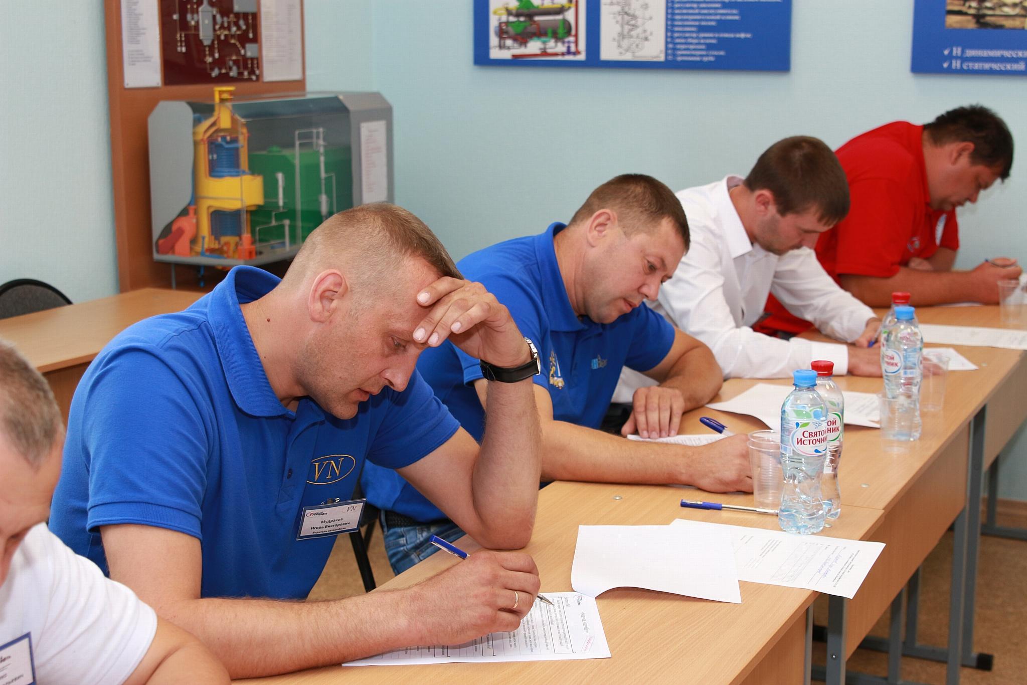 В Саратове состоялся финальный этап конкурса «Лучший по профессии» ПАО НК «Русснефть»