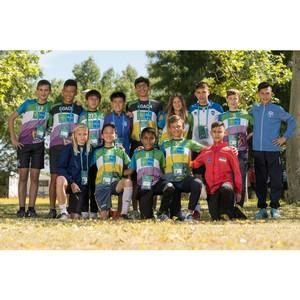 Участники «Футбола для дружбы» помогли создать экологическую сказку