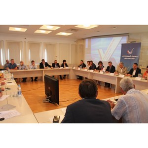 Эксперты ОНФ в Мордовии обсудили реализацию нацпроектов