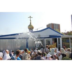 Православный день любви, семьи и верности отметили в Ростове-на-Дону
