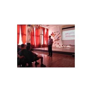 В Волгограде прошла встреча со школьниками