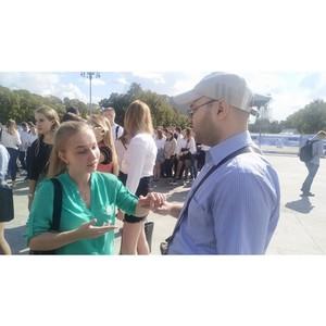 Уникальный случай - слепоглухая девушка поступила в колледж в Москве