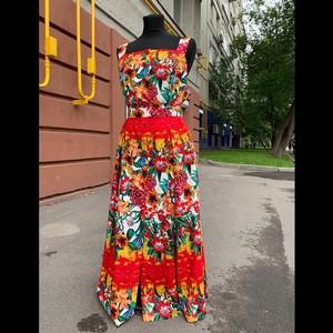 Пошив платья на заказ в ателье Фасон в Москве