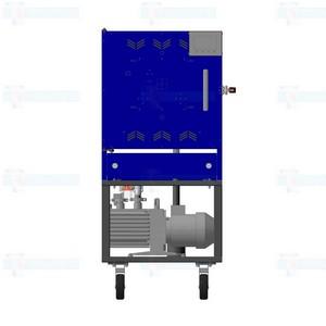Завершена разработка вакуумной камерной печи в газоплотном корпусе СНО(З)
