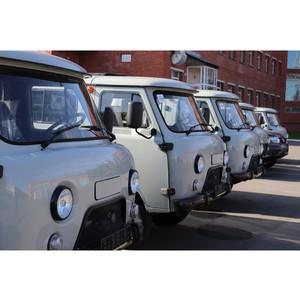 Автопарк Удмуртэнерго пополнили 52 единицы новой автоспецтехники