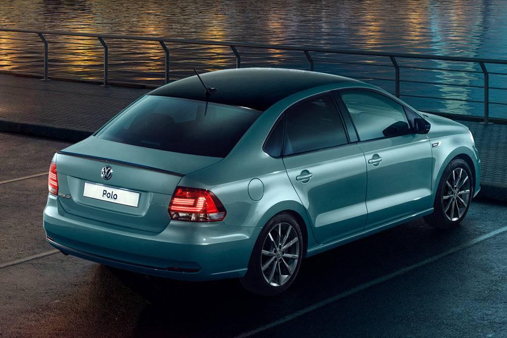 Полон футбола – Volkswagen Polo Football Edition в Ключавто Волоколамка