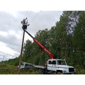 «Нижновэнерго» провел учения на энергообъектах в Балахнинском районе