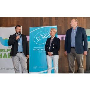 Фонд Янковского и Госкино Украины провели деловой завтрак в Торонто