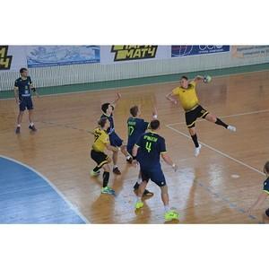 «Росгосстрах» взял под защиту игроков гандбольного клуба «СГАУ-Саратов»