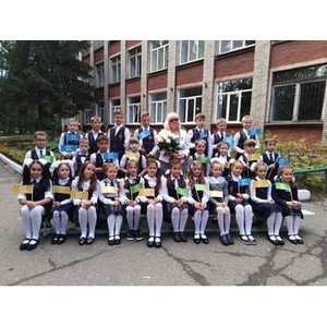 Омичи за время акции «Дети вместо цветов» собрали 1,3 млн рублей