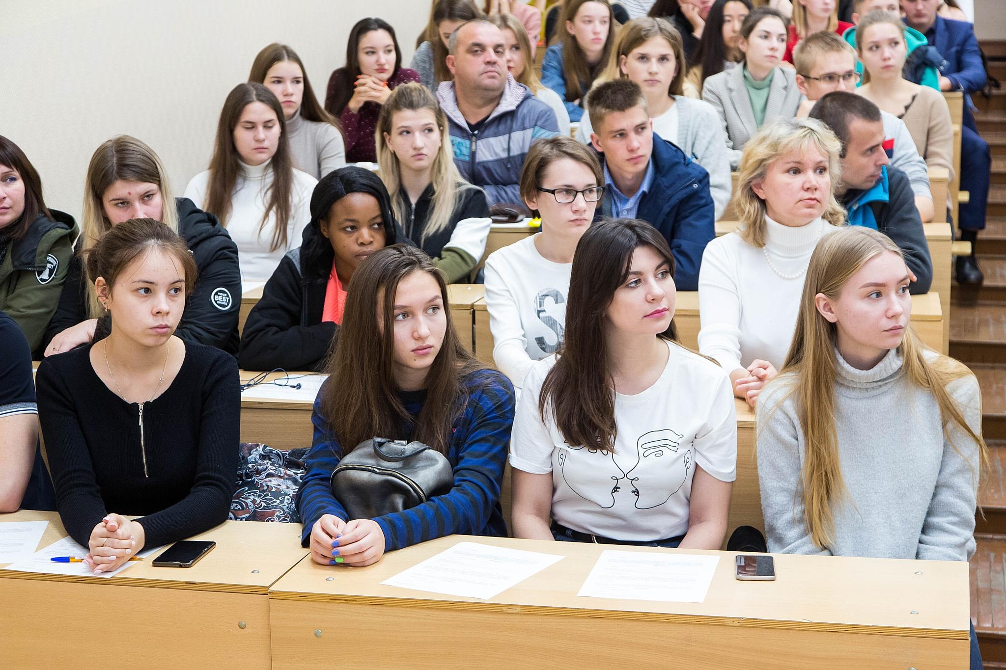 Отправляем в студенческую жизнь с УРГЭУ!