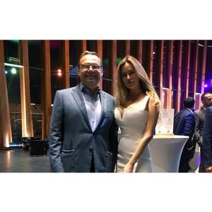 Михаил Фридман и Эмилия Фридман-Вишневская посетили благотворительный вечер