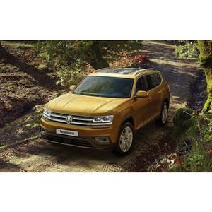 «Балтийский лизинг» выступил партнером внедорожного тест-драйва Volkswagen