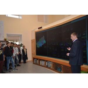 Тверьэнерго провело день открытых дверей для студентов