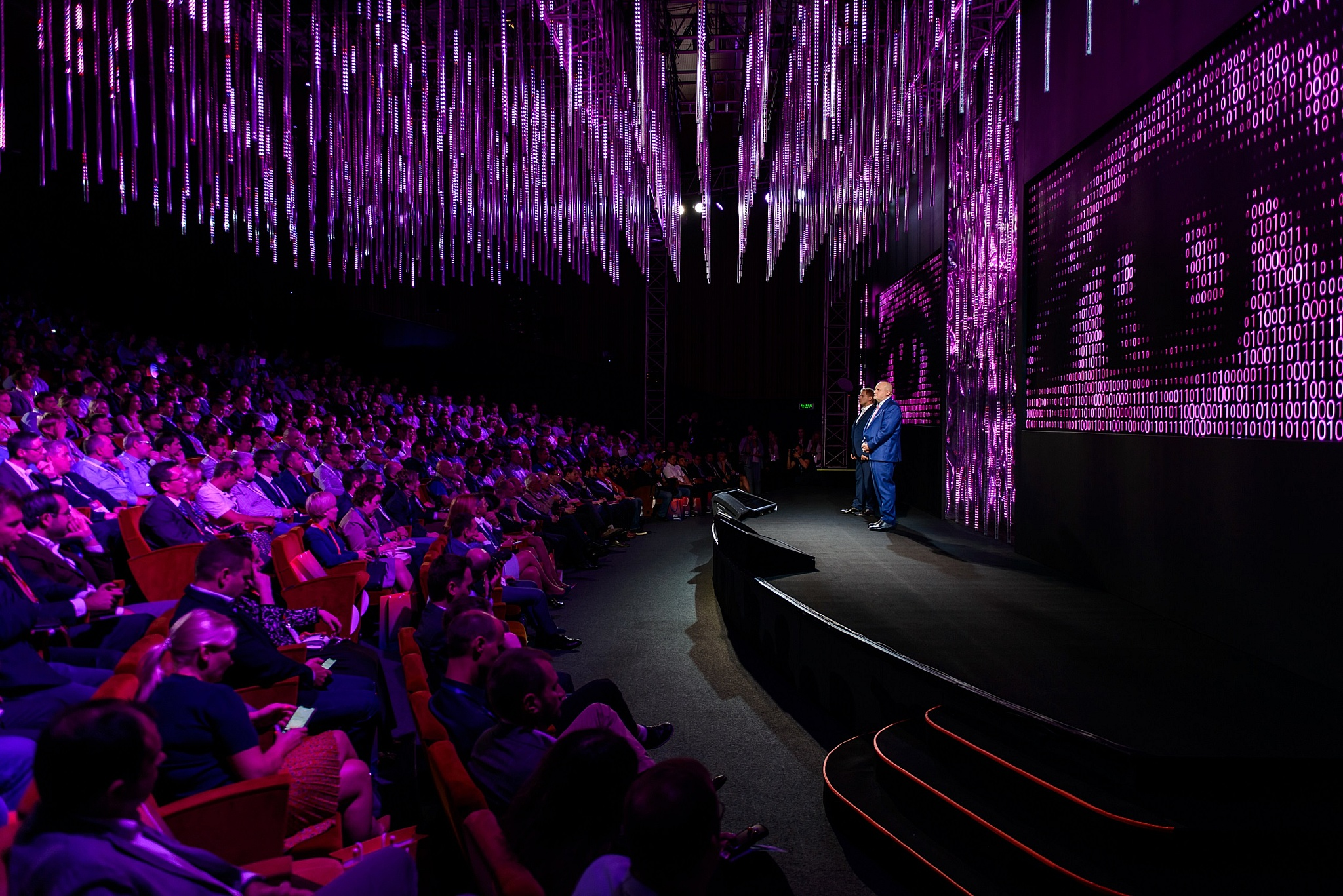 Международный саммит Merlion собрал более 1800 участников