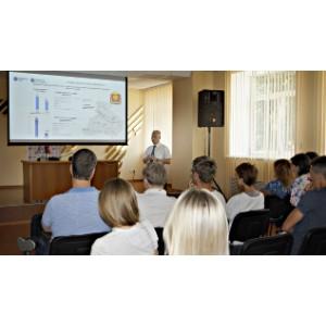Представители Липецкэнерго и ЛГТУ обсудили подготовку специалистов