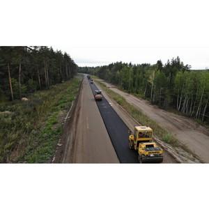 В Ульяновской области отремонтировали 52 километра дорог