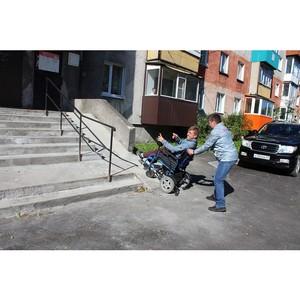 Активисты ОНФ проверили благоустраиваемые дворы на Камчатке