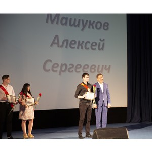 Работник СГОКа стал лауреатом городской премии «Одаренность»