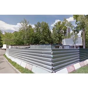 Дом по реновации в Дмитровском районе САО Москвы достроят в 2020 году