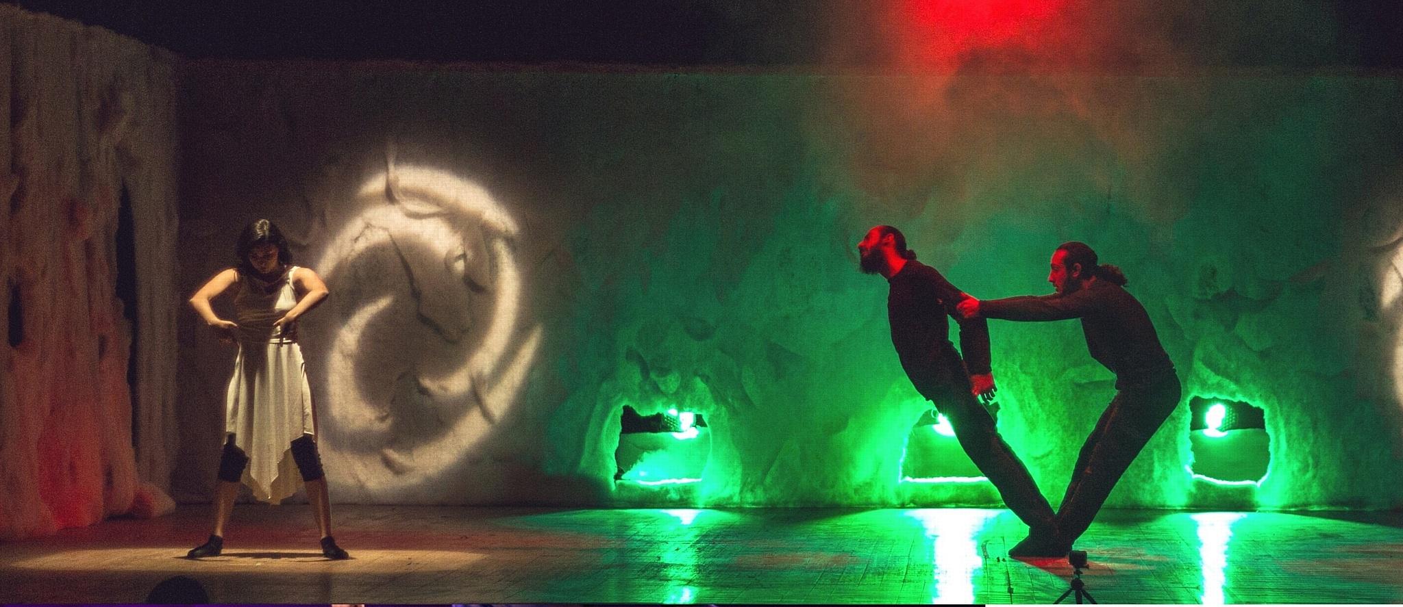 Международный фестиваль молодежных театров GingerFest в Туле