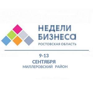 """""""Недели бизнеса"""" для МСП в г. Миллерово Ростовской области"""