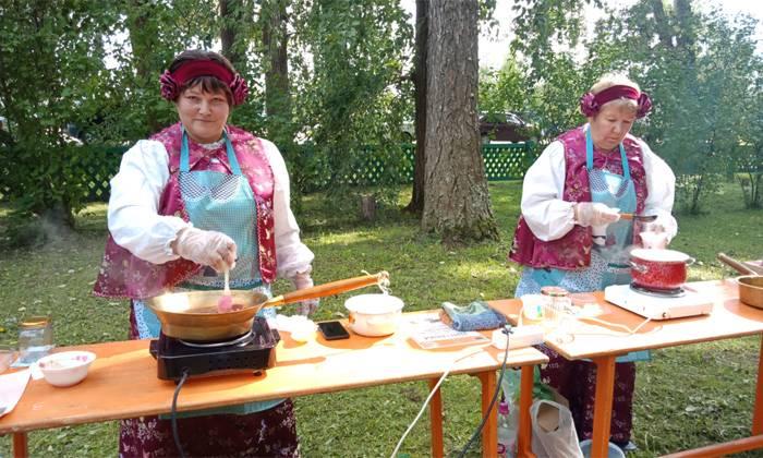 Создателя варенья из помидоров назвали «Мастером фестиваля»