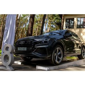 «Балтийский лизинг» в г. Кемерово выступил партнером тест-драйва автомобилей Audi