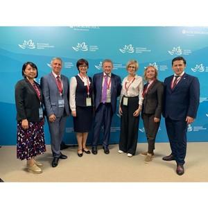 Борис Титов встретился с бизнес-защитниками Дальнего Востока и Сибири