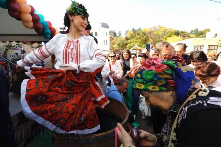 В Кисловодске прошел праздник молодого вина