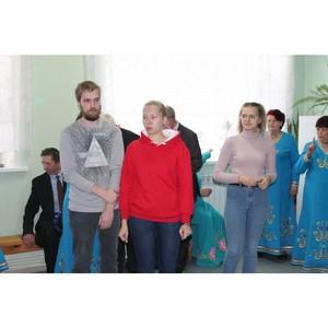 В Козловском доме-интернате состоялось праздничное мероприятие