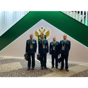 Калужская таможня приняла участие в МТФ 2019