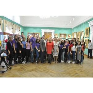 В Пензе открыт волонтёрский центр