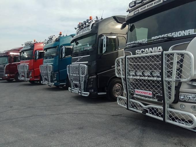 В Москве пройдет фестиваль грузового транспорта Truckfest