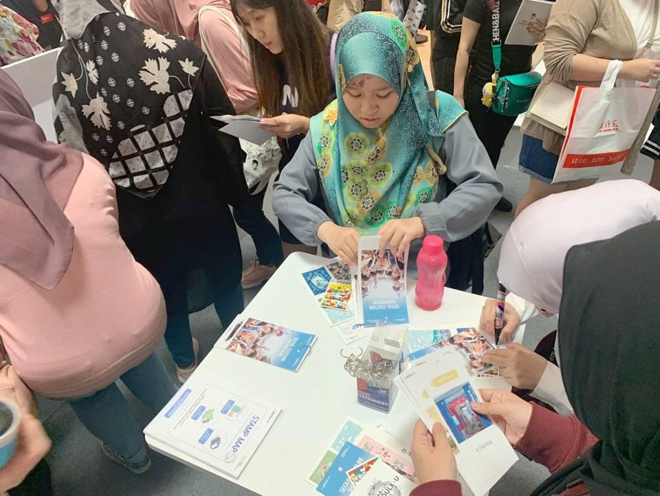 Акция по продвижению города Сеула от Сеульского фонда туризма в Москве