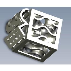 3М представила первый 3D-принтер, печатающий фторопластом