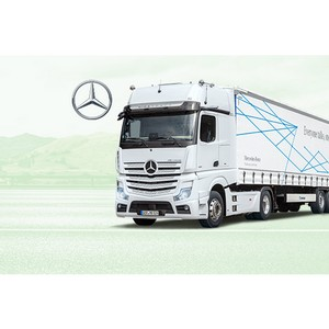 Mercedes-Benz с субсидией до 300 000 рублей от «Балтийского лизинга»