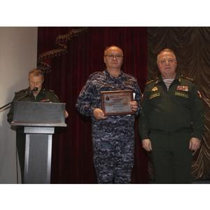 В Сибирском округе Росгвардии прошло  заседание военного совета