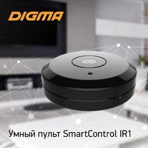 Digma SmartControl IR1: функции умного дома в одном пульте