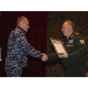 Командующий Росгвардией Сибири подвел итоги на военном совете